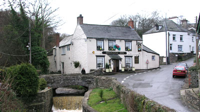 Bridgend Inn, Govilon