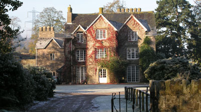 Llanwenarth House, Govilon