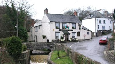 Bridgend Inn, Govilon
