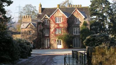 Llanwenarth House, Govilon